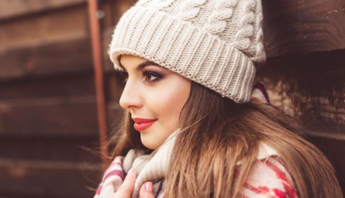 Maquillage Hiver